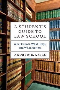 Law school can be a joyous, soul-transforming challenge that leads to a rewarding career. It can also be an exhausting, self-limiting trap. It all depends on making smart decisions. When every advanta