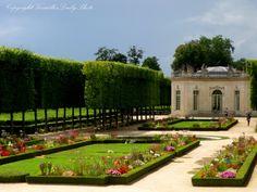 VersaillesDailyPhoto: Petit Trianon, Pavillon Français, Versailles