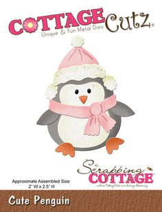 http://www.scrappingcottage.com/cottagecutzcutepenguin.aspx