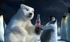 Coke polar bears-I love the Coke polar bears!!!!!
