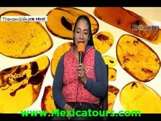 Aniversario del museo del Ambar en Simojovel, Chiapas - YouTube
