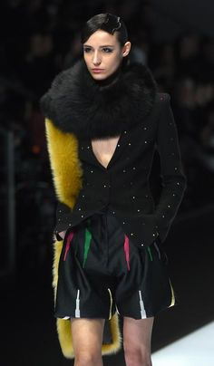 Além da Armani, outras grifes aderiram ao 'fur free' (foto: ANSA)