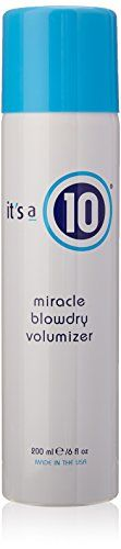 It's a 10 Miracle Blow Dry Volumizer, 6 Ounce ** You can get additional details at the image link.
