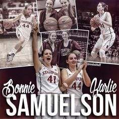 Sisters Bonnie and Karlie Samuelson