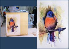 Corso di disegno e pittura. miminadecorazioni.blogspot.it