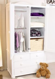 You could win £500 off our Nutkin childrens double wardrobe with drawers in our Pin to Win competition.  See our Pinterest page or main website for full terms and conditions.