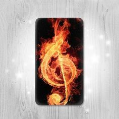 Fire Note Music Gadget Personalized Tech Gift Usb by Lantadesign