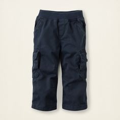 baby boy - pants - pull-on cargo pants   Children's Clothing   Kids Clothes   The Children's Place$12.00