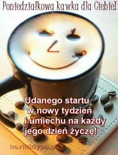 Coffee Art, Mugs, Tableware, Positive Quotes, Humor, Night, Breakfast, God Bless You, Messages