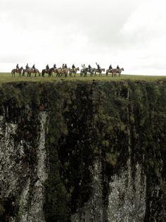 Serras Gaúchas - Caminho dos Tropeiros, Canyons dos Aparados das Serras Gaúchas, de Torres ao Topo das Serras Gaúchas subindo os Aparados, Serras Gaúchas dos Olhos D'Água - tudo a cavalo, todos os dias, mesmo que você esteja só.