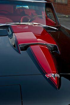 #Corvette #Stingray 427 Hood