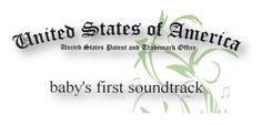 At Lullabeats, we set the sound of your baby's prenatal heartbeat to music.  We call this Baby's First Soundtrack.  And now, thanks to the hard work of our lawyer, Rachel Carnaggio at Fennemore Craig, P.C., we can call this Baby's First Trademark®.  Read more about getting our first trademark in this LullaBlog post.