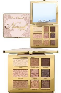 Too Faced It Just Comes Naturally Collection Is Available Today