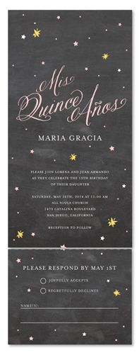 Olurin wedding invitations