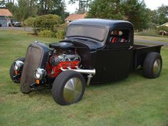 Awesome truck rod