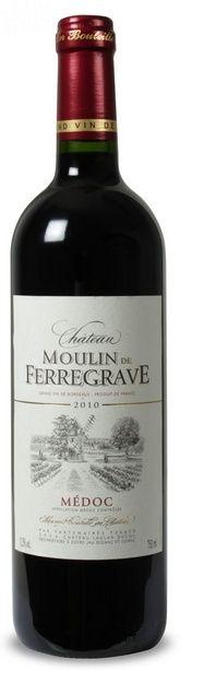 Wijnvoordeel € 7,99 per fles, afname per 6 flessen - Château Moulin de Ferregrave Médoc AOC, Geen 18, geen alcohol - OVStore.nl Discounter warenhuis vanuit het OV http://www.ovstore.nl/nl/wijnvoordeel-1999-per-fles-chassenay-darce-champag.html