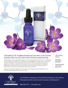 In the skin, as in any organized system, one of the most important determinants of health and vitality is good communication.  This lightweight hydrating serum is designed with that in mind, and incorporates ingredients intended to enhance the skin's natural communication pathways thus aiding in repairing and restructuring processes.