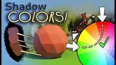 Understanding Shadow Colors (Ambient Light Part - PaintingTube Color Blending, Color Mixing, Color Palette Challenge, Color Script, Shadow Art, Color Harmony, Color Psychology, Traditional Paintings, Ambient Light
