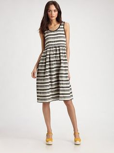 Ace & Jig striped weekend dress
