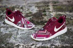 Nike Roshe Run Red Native