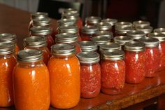 Lots of canning/preserving tips and recipes