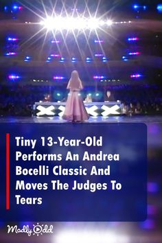 It was clear by the looks on the faces of the audience and judges that everyone was deeply touched by the teen's performance. Music Songs, Music Videos, Americans Got Talent, Music Corner, Country Music Shirts, Redneck Girl, Music Writing, Britain Got Talent, Mood Songs