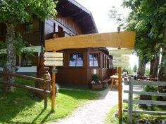 Die Taubensee Hütte in Kössen ist immer einen Ausflug wert. Schönster Anstieg…
