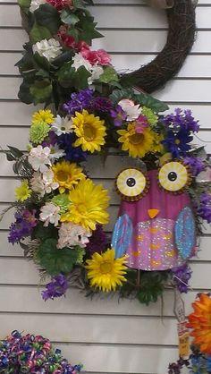 Summer owls... Robin Evans