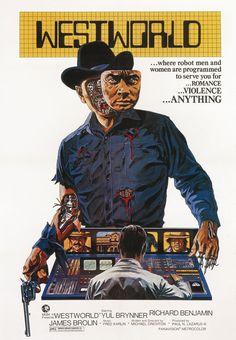 [378] Westworld (1973) 05/10/16 (2/5) Tenia ganes de veure-la…