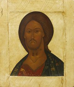 Detailed view: Saviour- exhibited at the Temple Gallery, specialists in Russian icons Christ Pantocrator, Biblical Hebrew, Tribe Of Judah, Russian Icons, Byzantine Icons, Catholic Art, Orthodox Icons, Native Indian, Sacred Art
