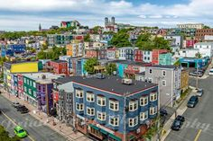St Johns, New Foundland, Canada.    Pinterest    @ShanBrockhurst