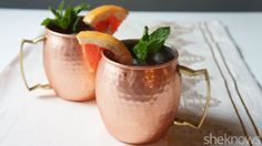Learn to make a Moscow mule, plus 7 fun variations of the classic cocktail