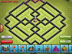 Clash of Clans - TH9 Farming Base (The Vault 2.0) - YouTube