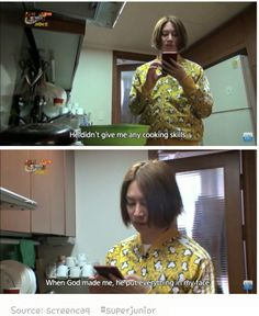 Heechul please