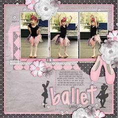 Ballet Camp - Scrapbook.com