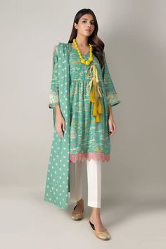 Pakistani Suits, Salwar Suits, Lawn Suits, Kimono Top, Cover Up, Print Design, Frock Fashion, Saree, India