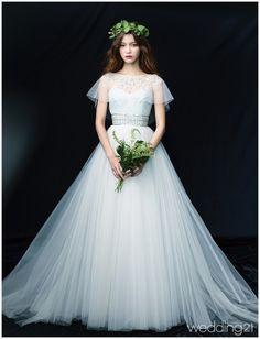 [웨딩 드레스] 신부에게 완벽한 선택을 선사해 줄 웨딩드레스 < 웨딩뉴스 < 월간웨딩21 웨프