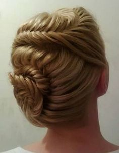 Wow! #updo