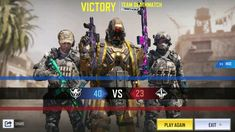 16 KILL Team Deathmatch call of duty mobile/ call of duty mobile win! Game Calls, Latest Games, Call Of Duty, Victorious, Fire