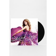 Taylor Swift - Speak Now 2XLP ($20) ❤ liked on Polyvore featuring assorted