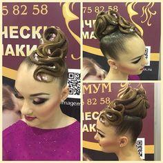 """79 Likes, 2 Comments - Кристина Потапова (@kristik_potapova) on Instagram: """"Прическа моей работы, макияж выполнен Марией Барабановой,  для красотки Маши Рожковой…"""""""