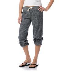 Zine Girls Black Speckle Sweatpants absolute best cheap sweatpant $19.50