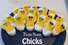 Life with Moore Babies: Nutter Butter Chicks (and Bunnies)