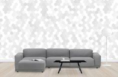 Hexagon - Grey
