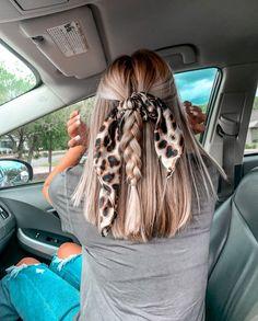 Hair Day, New Hair, Your Hair, Hair Inspo, Hair Inspiration, Cabelo Inspo, Aesthetic Hair, Aesthetic Vintage, Scarf Hairstyles