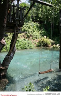 Original Cool Swimming Pool Made To Look Like A Pond Cute Picture