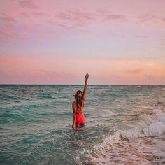 Seahabilitated 🌊 #miami Summer Photos, Beach Photos, Miami Girls, Miami Photos, Ft Tumblr, Beach Girls, Happy Girls, Girl Photography, New Mexico
