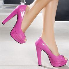 Bubblegum Pink!