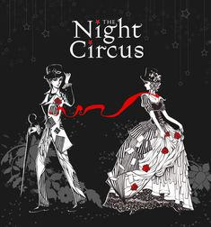 Night Circus - Celia and Marco by acbunny on deviantART