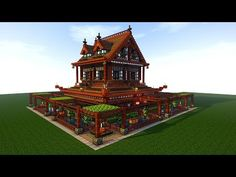 Awesome Plan Maison Japonaise Minecraft that you must know, You?re in good company if you?re looking for Plan Maison Japonaise Minecraft Minecraft Houses Survival, Easy Minecraft Houses, Minecraft House Tutorials, Minecraft Castle, Minecraft Houses Blueprints, Minecraft Plans, Minecraft House Designs, Minecraft Tutorial, Minecraft Creations